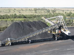 Kestrel coal mine QLD
