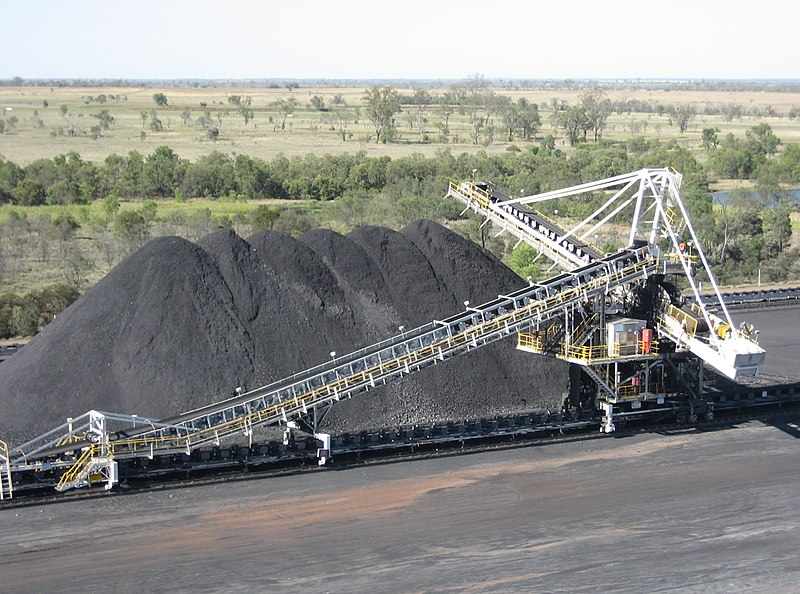 Kestrel coal mine QLD