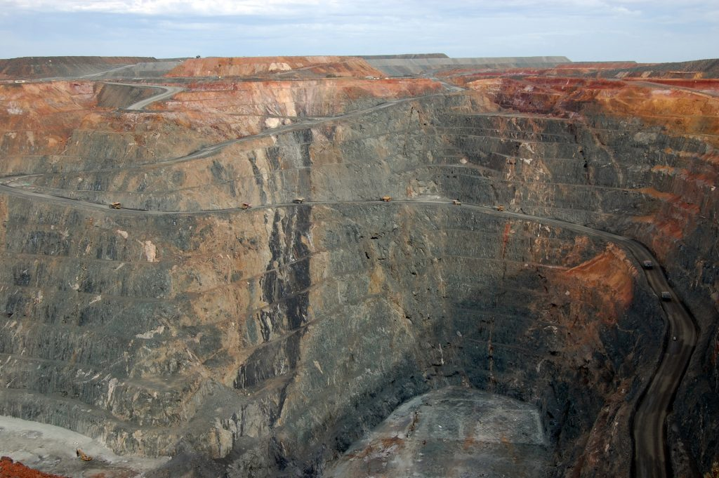 Gold mine management system