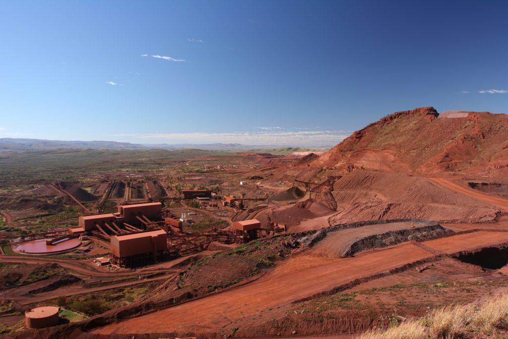 Iron ore mine management system