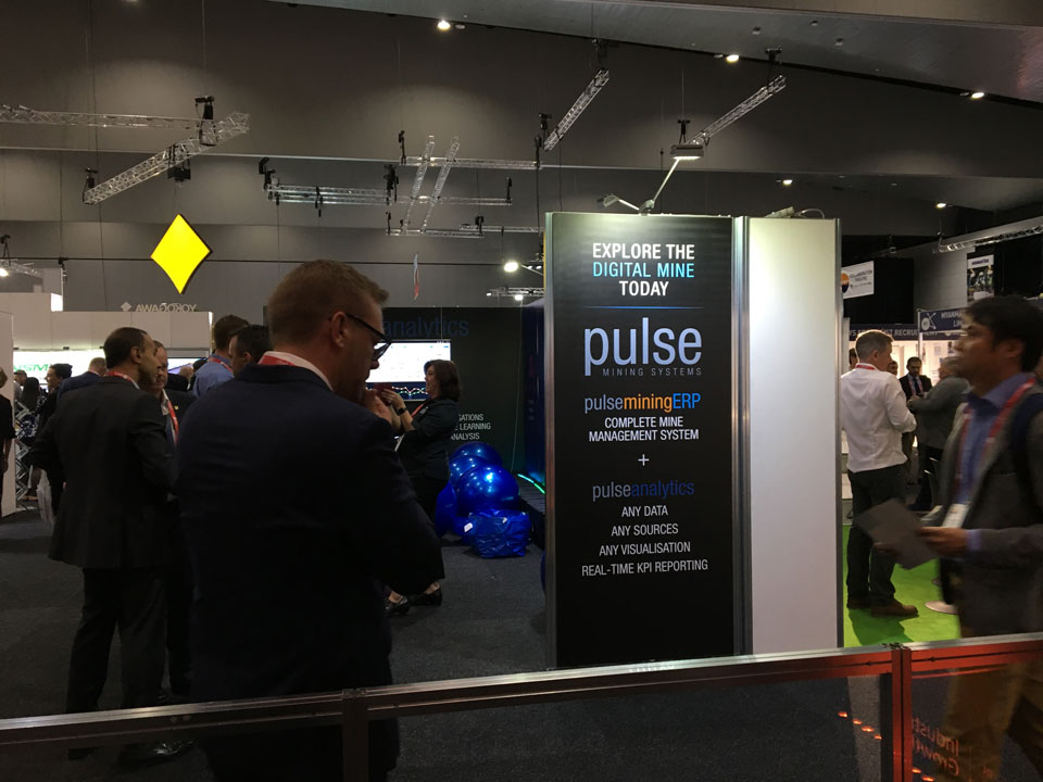 Pulse Mining Systems - IMARC 2018 - 07