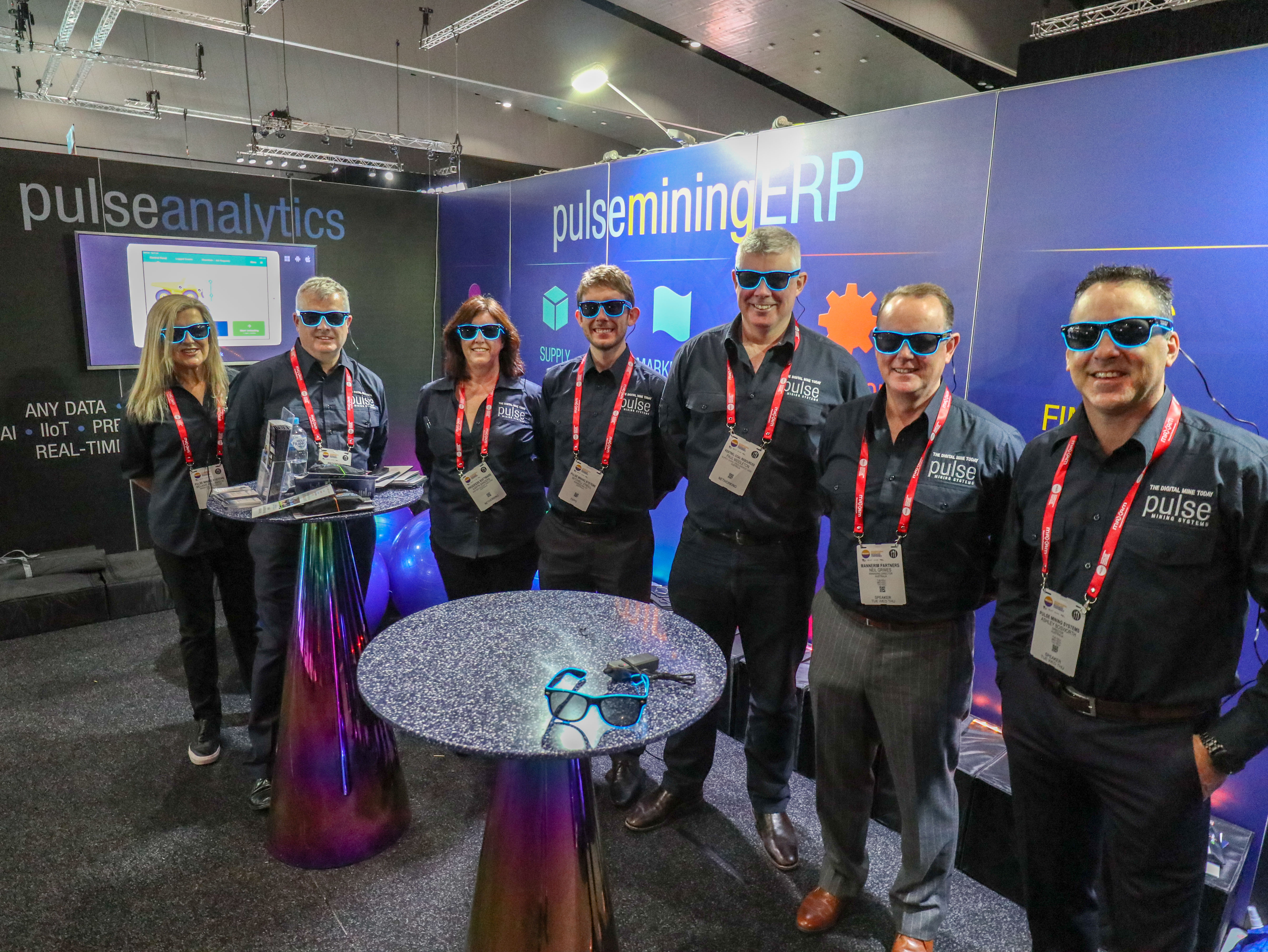 Team Pulse at IMARC Melbourne 2018