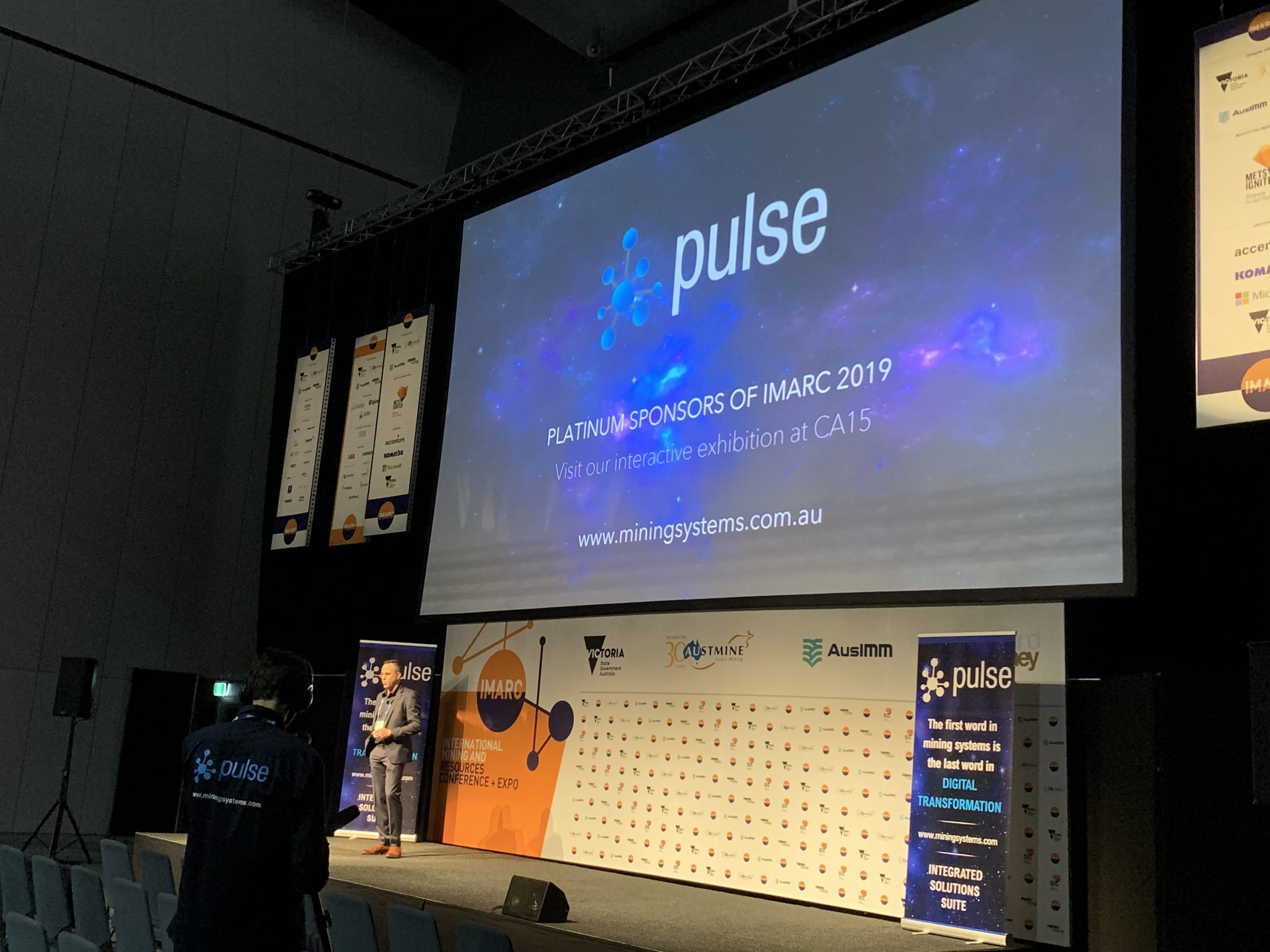 Pulse takes centre stage at IMARC 2019