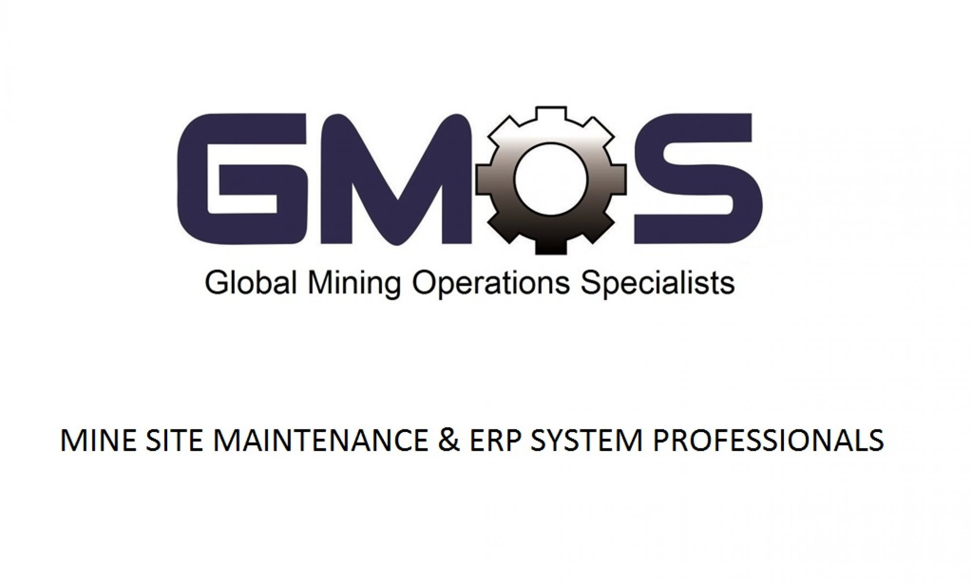 GMOS Global Mining Operations Specialists